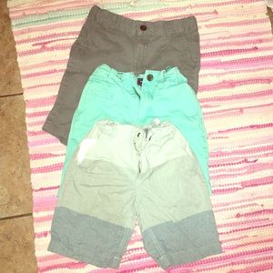 Set of 3 Boys Shorts Gap Kids and more